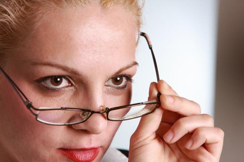 Brille, Gleitsicht