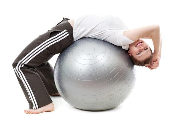 Fitnessball