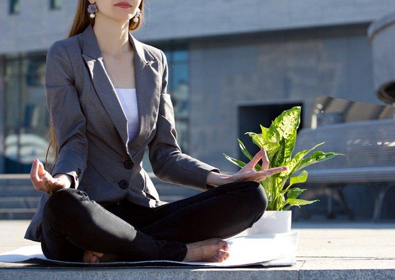 Mudras & Fingeryoga - das kleine Yoga für überall
