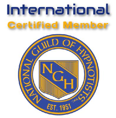 'Certified Consulting Hypnotist' - NGH