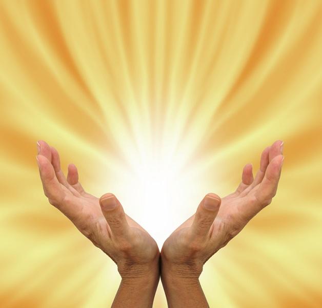 Heilende Hände