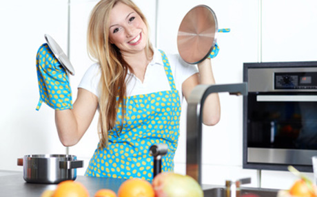 Kochen muss Spaß machen!