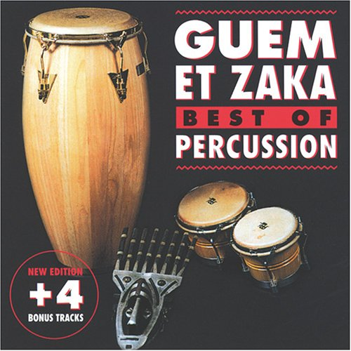 Best of Percussion 4 Bonus)