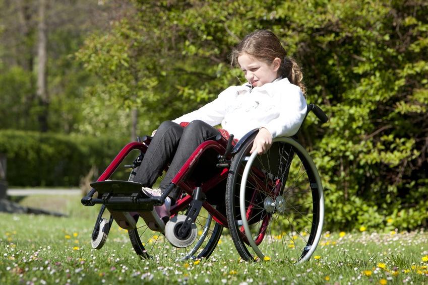 Ambulante Pflege für behinderte Kinder