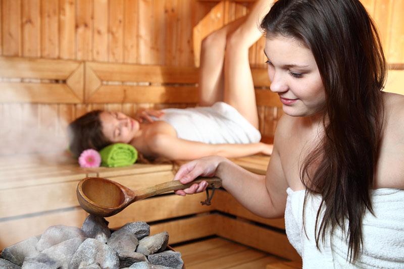 Sauna, aber richtig!