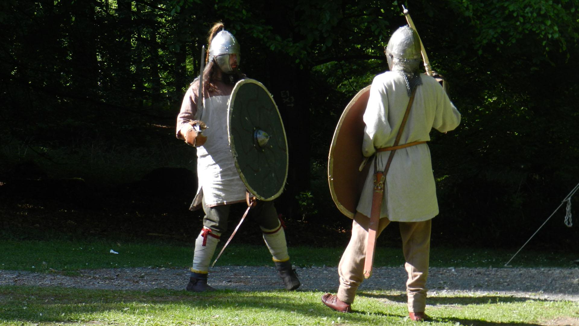 Schlacht am Teutoburger Wald