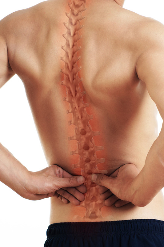 Rückenschmerzen & Nackenschmerzen: Behandlung & Therapie
