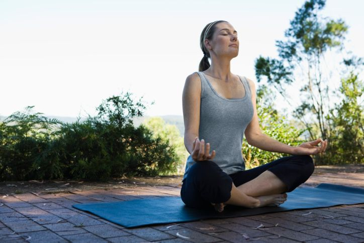 Yoga als Weg